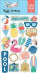 Echo Park - Dive Into Summer - Puffy Stickers